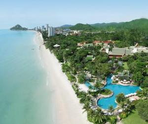 Hyatt Regency Hua Hin hotel Thailand