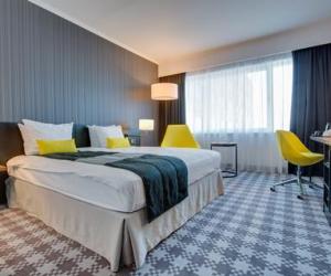 Radisson Blu hotel op Schiphol
