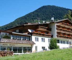 Hotel Regina in Oostenrijk