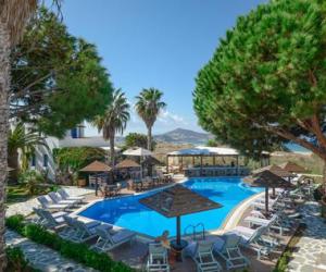 Hotel Alkyoni Beach op de Cycladen