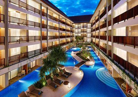 Four points By Sheraton hotel Bali