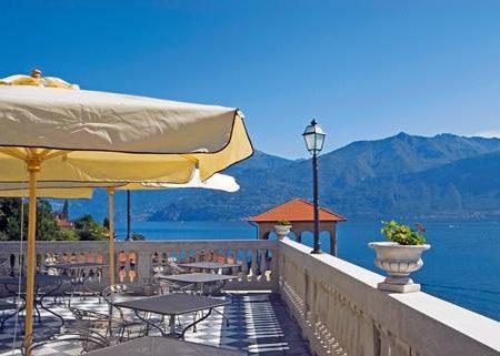Grand hotel Cadenabbia aan het Comomeer