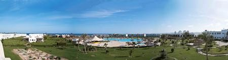 Gorgonia Beach Resort in Egypte