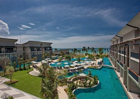 Bangsak Merlin Resort Thailand