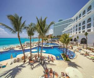 All inclusive RIU Cancun in Mexico