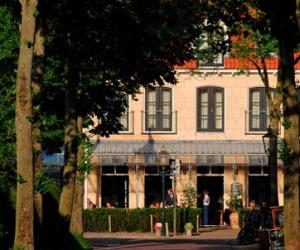 Hotel Graaf Bernstorff op Schiermonnikoog