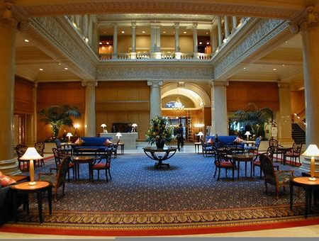 Omni King Edward hotel Toronto