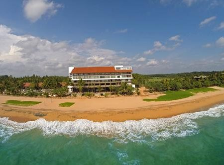 Pandanus Beach hotel Sri Lanka