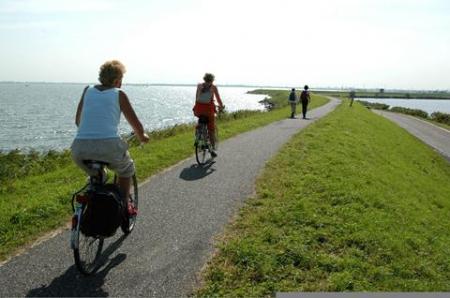 7-daagse fietsreis IJsselmeer