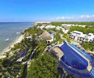 Sandos Caracol Eco Resort Mexico