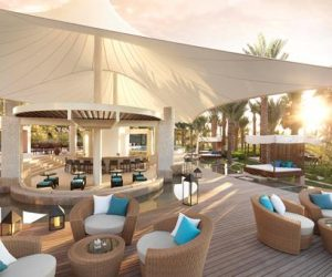 The Ritz Carlton Dubai hotel