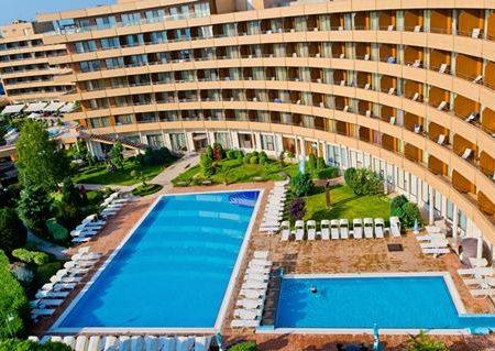 Grand Hotel Pomorie in Bulgarije