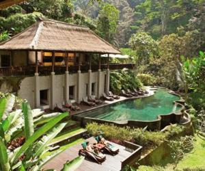 Maya Ubud hotel Bali