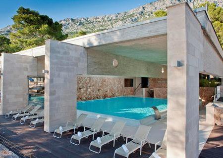 Hotel Bluesun Soline in Kroatië
