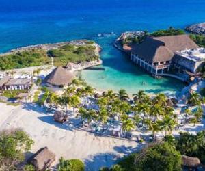 Xcaret Mexico hotel vakantie