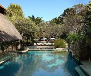 Puri Santrian hotel Bali