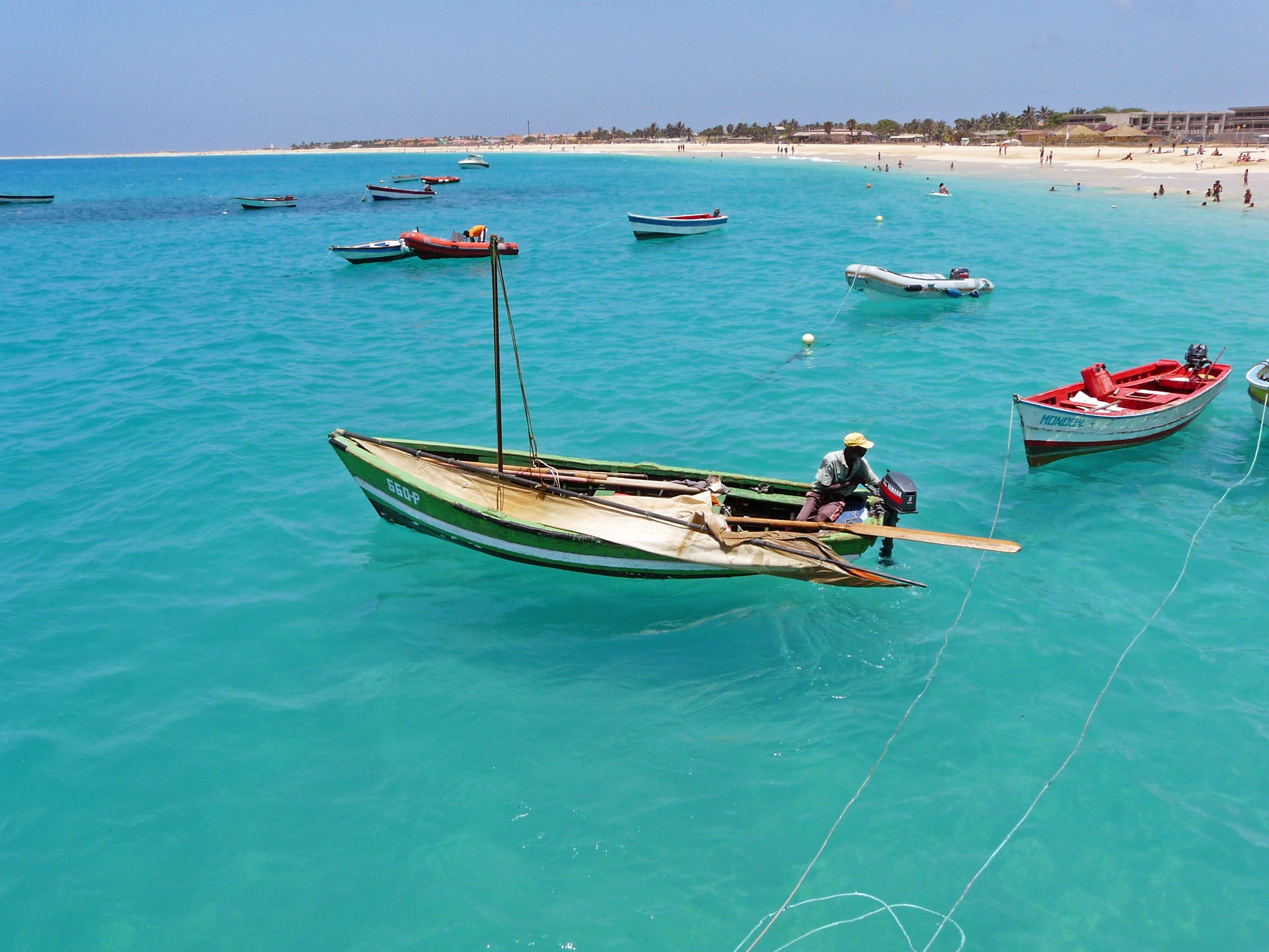 Kaapverdische eilanden vakantie