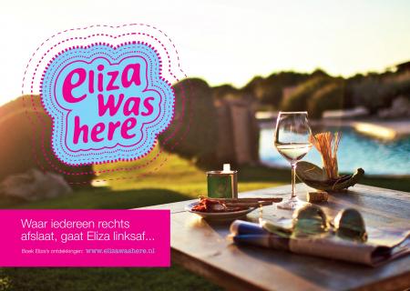 Eliza was here vakanties